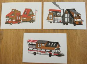 Postcards - Art