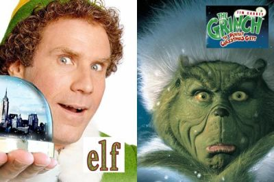 elf and the grinch
